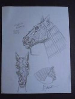 Drawn trolley camel