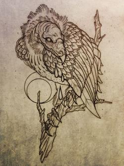 Drawn tattoo epic