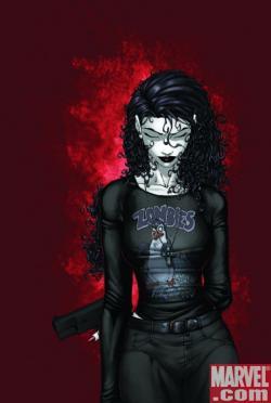 Drawn vampire danger