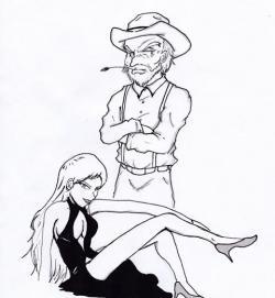 Drawn vampire deadly