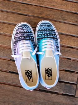 Drawn vans cute