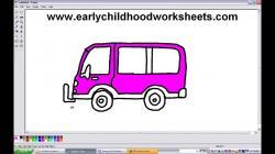 Drawn vans easy