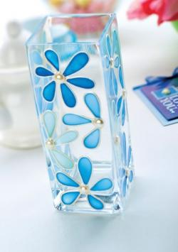 Vase-painting clipart cute