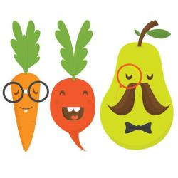 Korn clipart fruits and vegetable