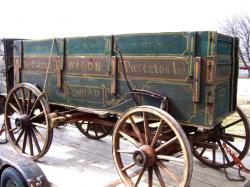 Drawn vehicle