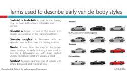 Drawn vehicle car body