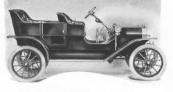 Drawn vehicle ford model t