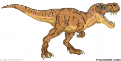 Drawn tyrannosaurus rex jurassic world