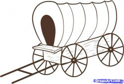 Drawn wagon
