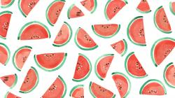 Drawn watermelon tumblr wallpaper