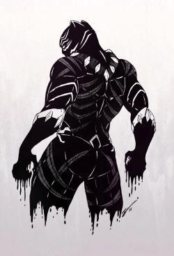 Drawn panther war