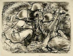 Drawn wars george grosz