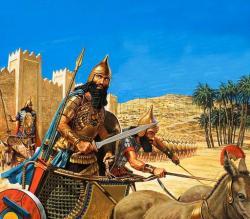 Drawn wars mesopotamia