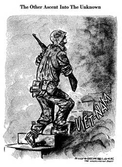 Drawn war vietnam war