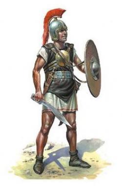 Drawn warrior history