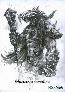 Drawn orc deviantart