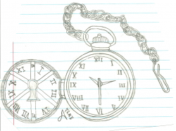 Drawn watch
