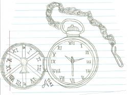 Drawn watch