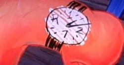 Drawn watch patrick