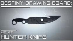 Drawn weapon destiny