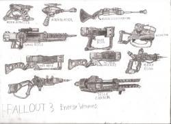 Drawn weapon odd