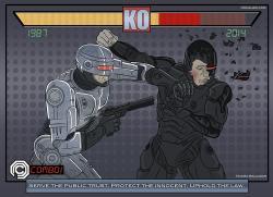 Drawn weapon robocop 2014