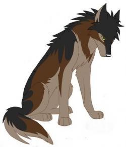 Drawn werewolf strong
