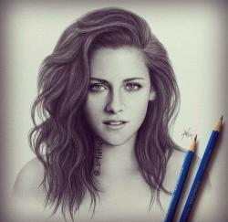 Drawn women celebrity