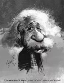 Drawn wyatt earp albert einstein