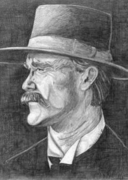 Drawn wyatt earp dark