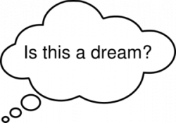 Dreaming clipart transparent
