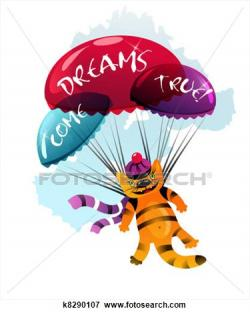 Dreaming clipart come true