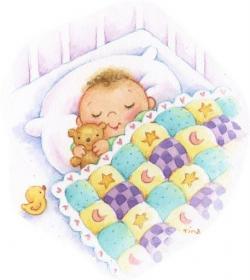 Dodo clipart baby nap