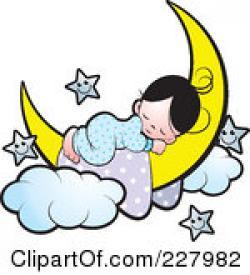 Dream clipart moon