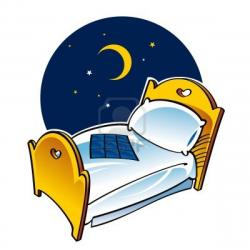 Dreaming clipart night time