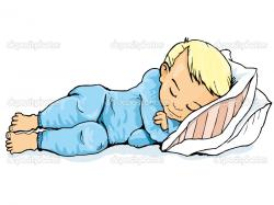 Resting clipart cartoon