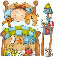 Dreaming clipart sleep time