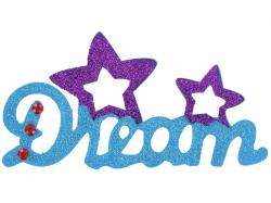 Dreaming clipart the word