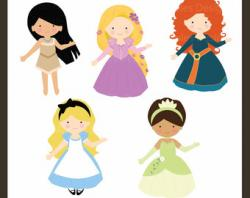 Dress clipart animated princess