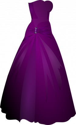 Gown clipart beautiful dress
