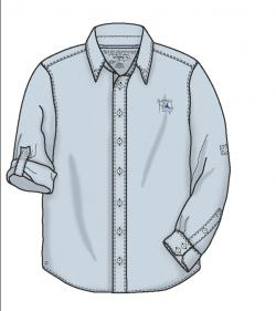 Check clipart mens shirt