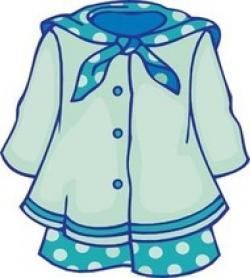 Dress clipart child dress