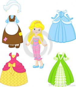 Dress clipart cinderella dress