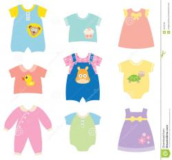 Dress clipart doll clothes