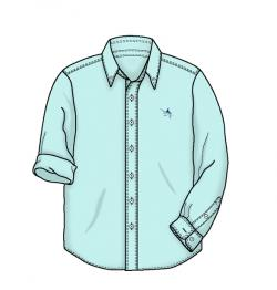 Dress clipart dress shirt
