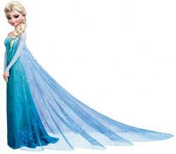Dress clipart elsa dress