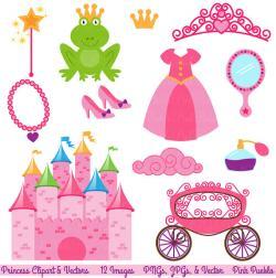 Princess clipart princess accessory