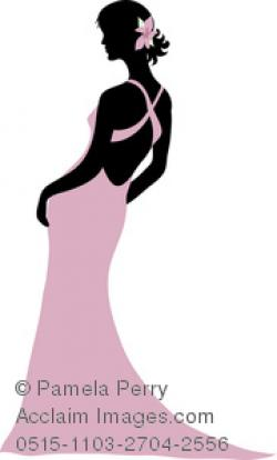 Gown clipart formal dress