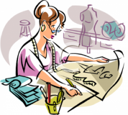 Dress clipart repair shop