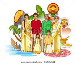 Costume clipart tamil